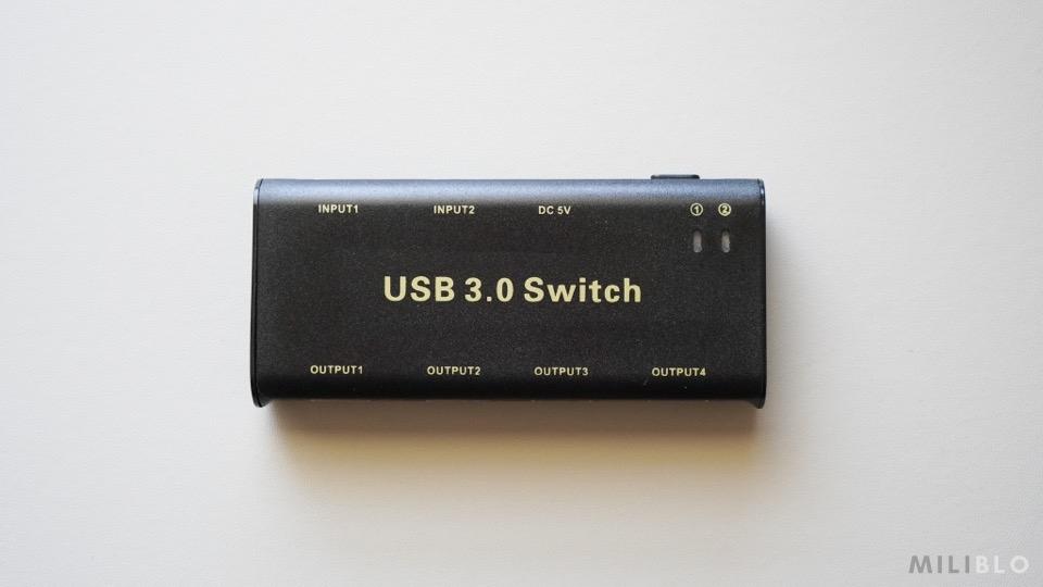 USB切替器「ABLEWE USB3.0」のロゴ