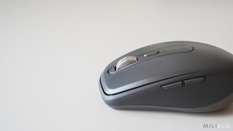 MX Anywhere3のマウスホイール
